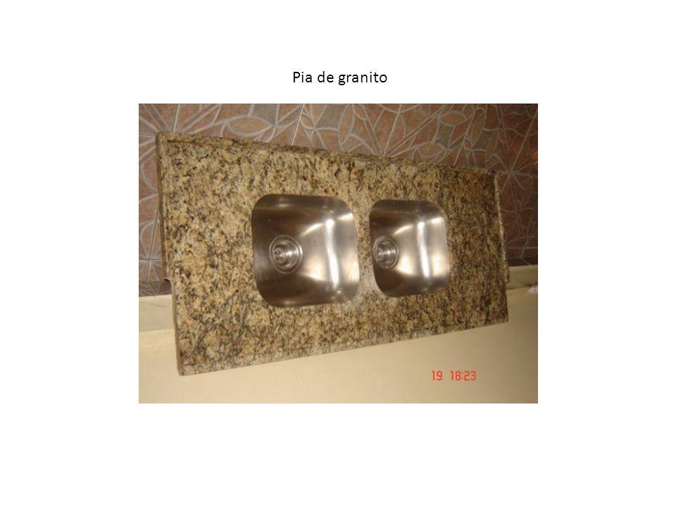 Pia de granito