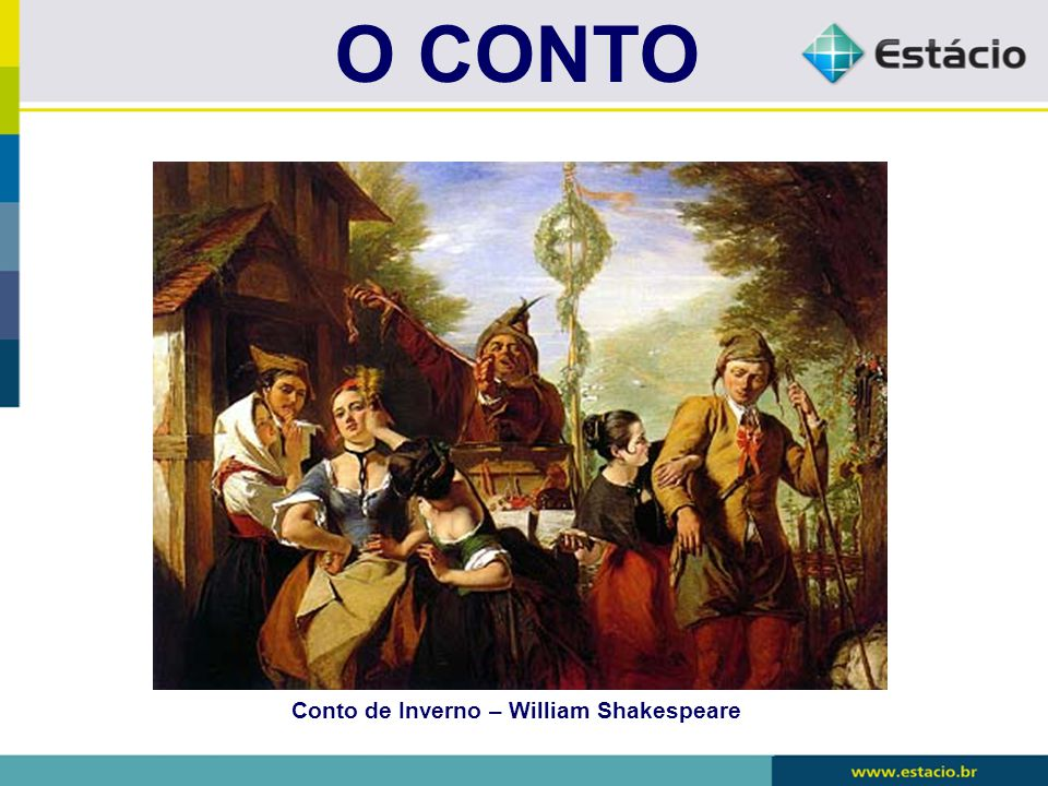 Conto de Inverno – William Shakespeare
