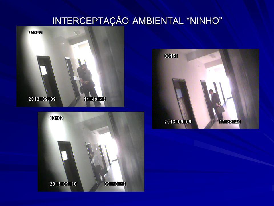 INTERCEPTAÇÃO AMBIENTAL NINHO