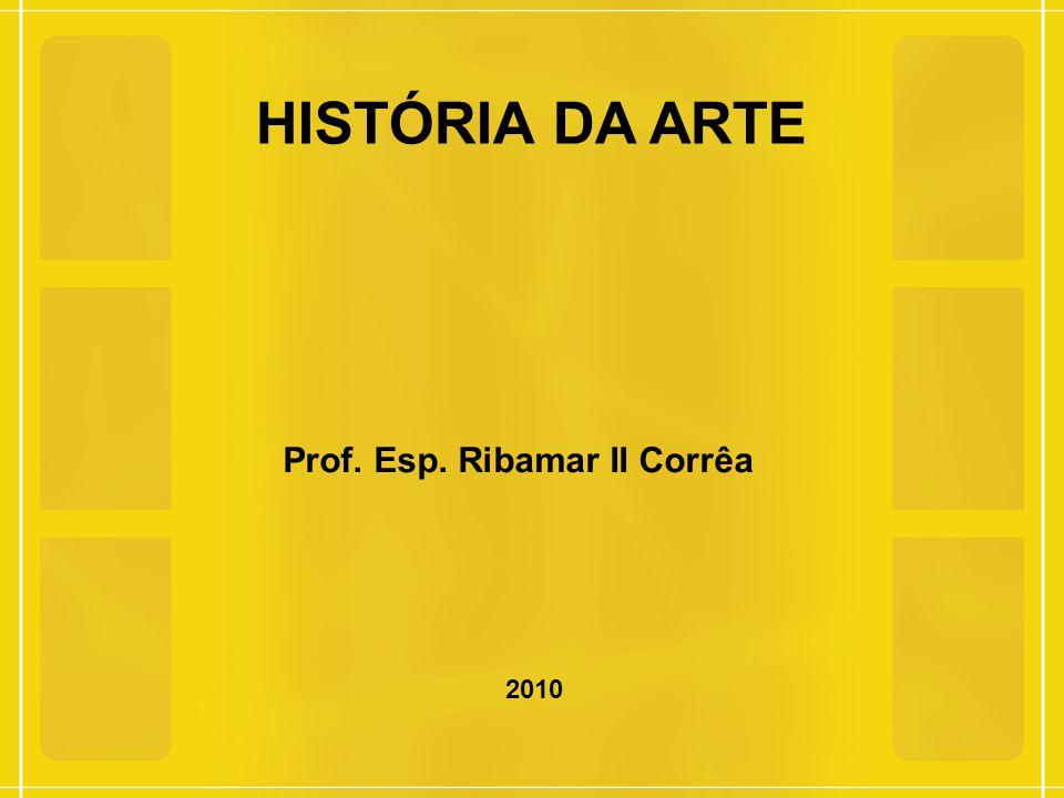Prof. Esp. Ribamar II Corrêa