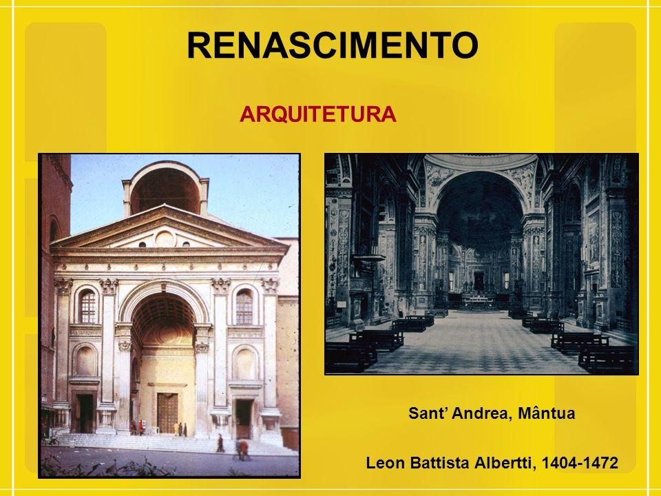 Leon Battista Albertti, 1404-1472