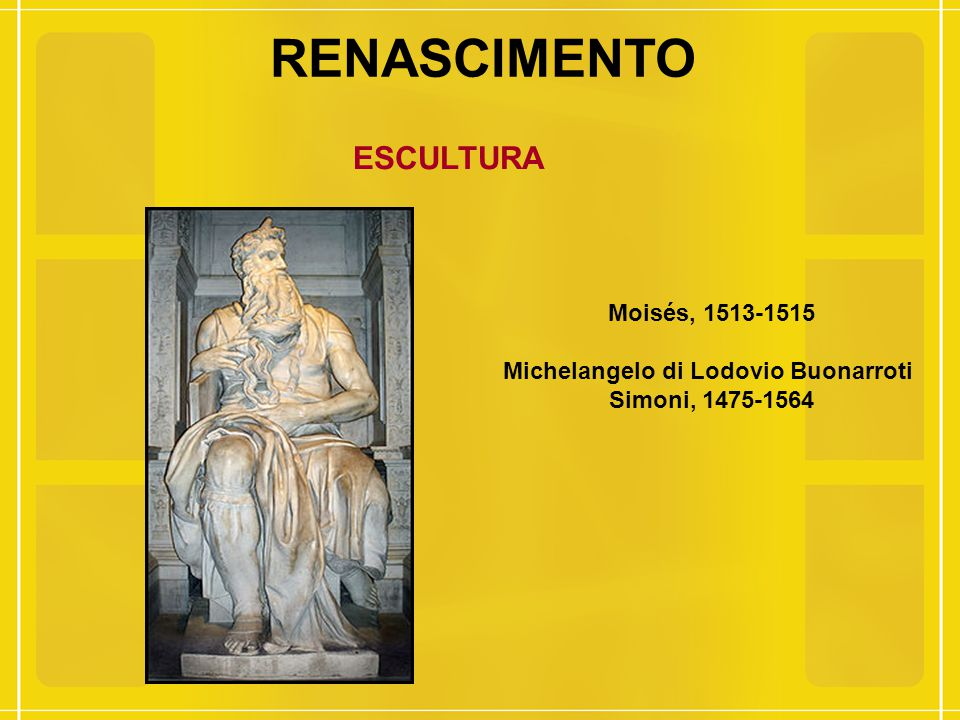 Michelangelo di Lodovio Buonarroti
