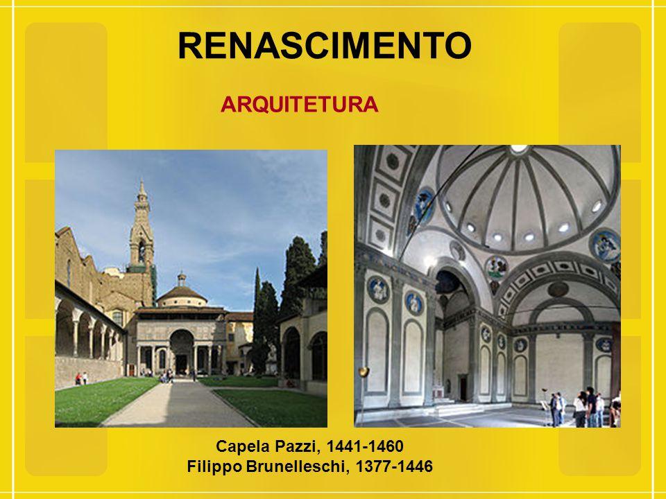 Filippo Brunelleschi, 1377-1446