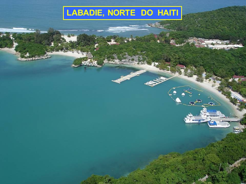 LABADIE, NORTE DO HAITI