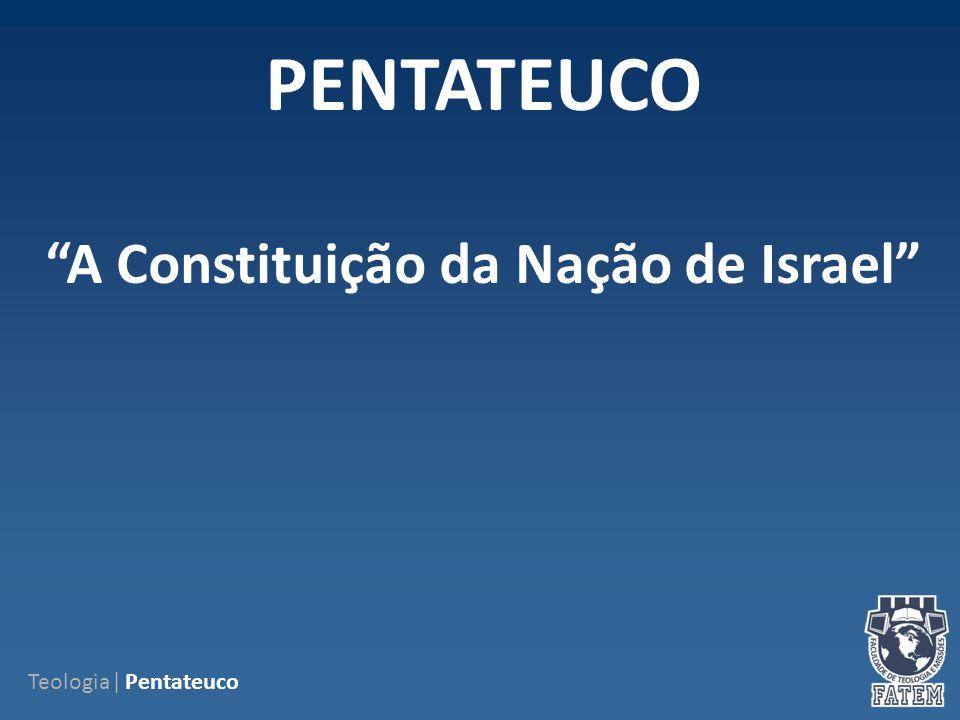 A Constituição da Nação de Israel