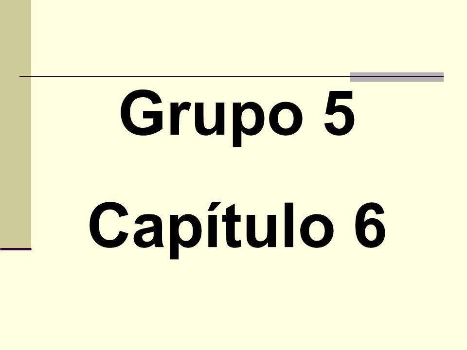 Grupo 5 Capítulo 6