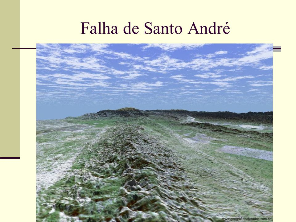 Falha de Santo André