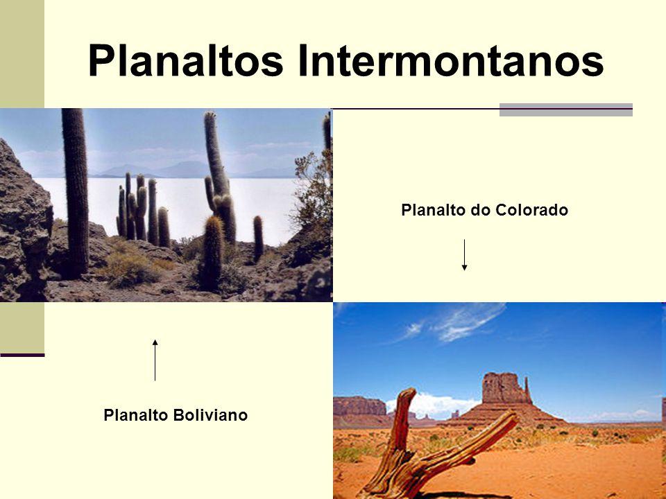 Planaltos Intermontanos