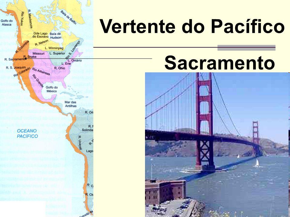 Vertente do Pacífico Sacramento