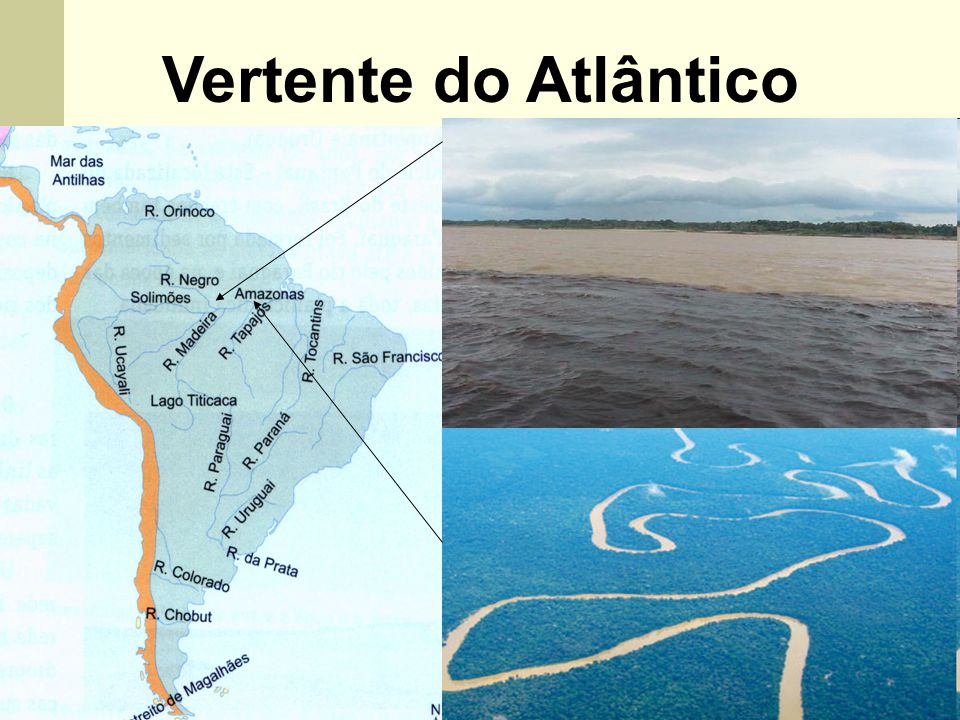 Vertente do Atlântico