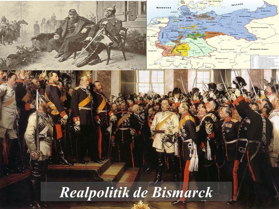 Realpolitik de Bismarck