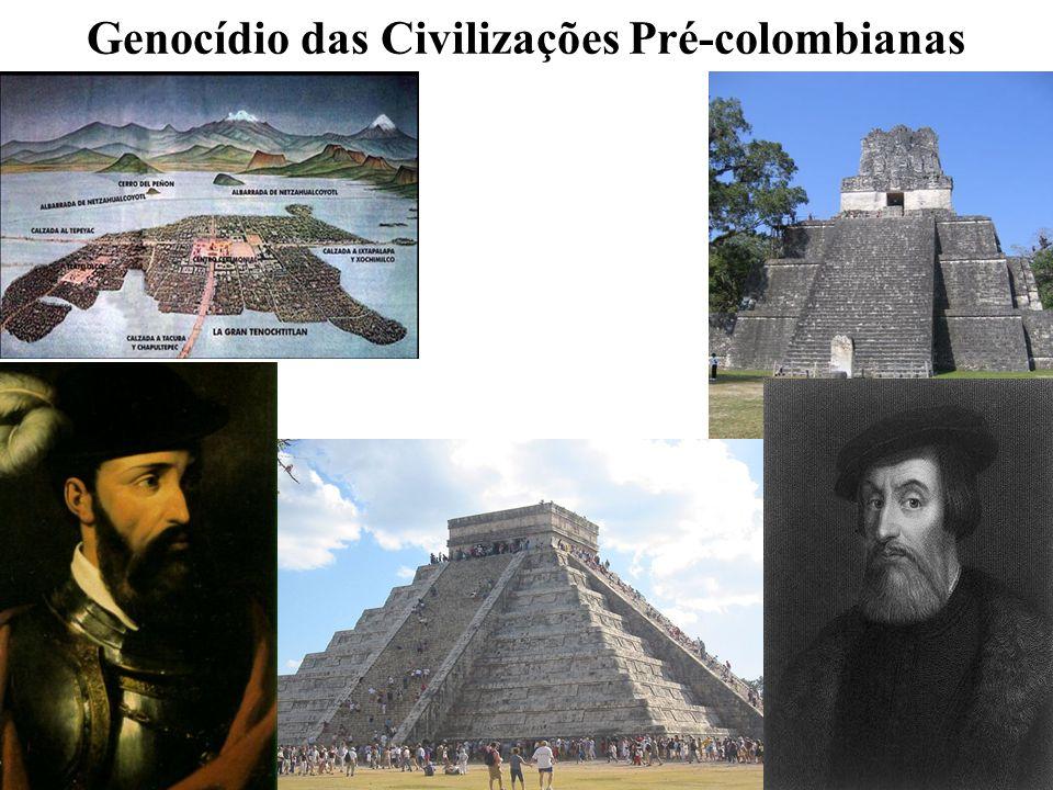 Genocídio das Civilizações Pré-colombianas
