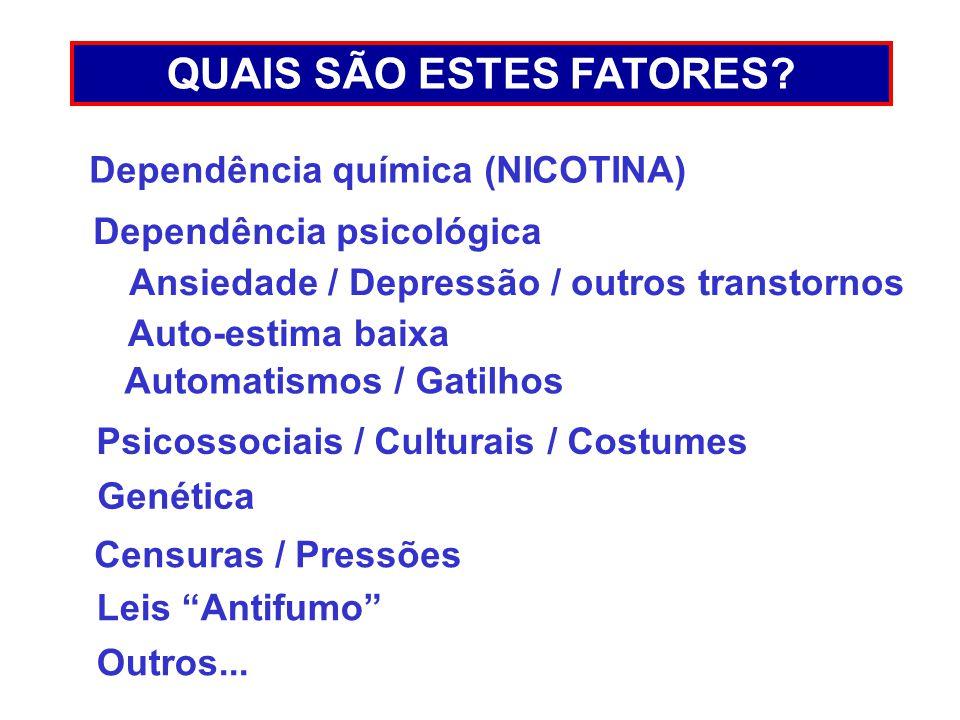 QUAIS SÃO ESTES FATORES