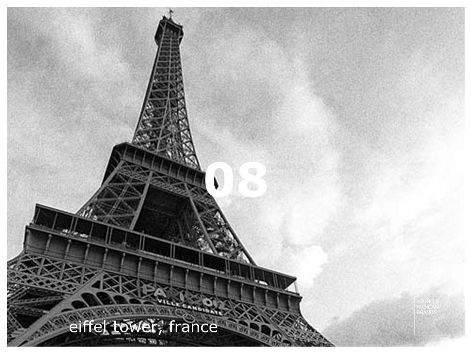 08 eiffel tower, france