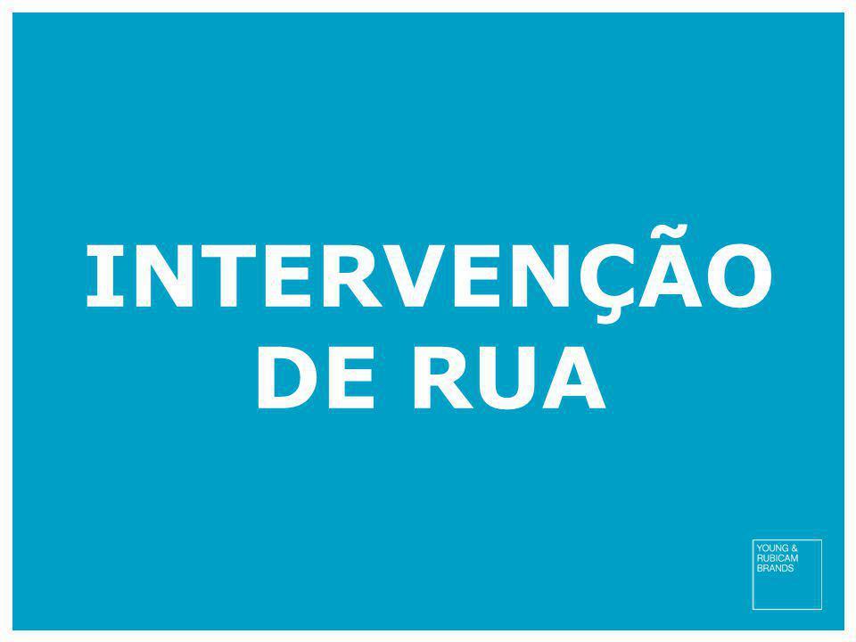 INTERVENÇÃO DE RUA