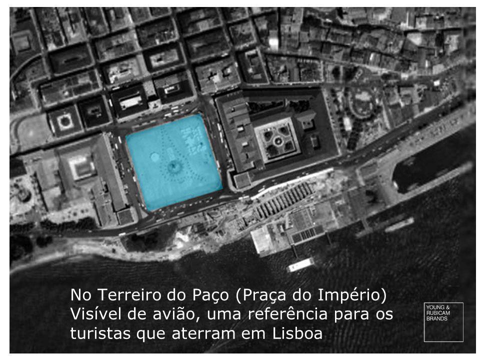 No Terreiro do Paço (Praça do Império)