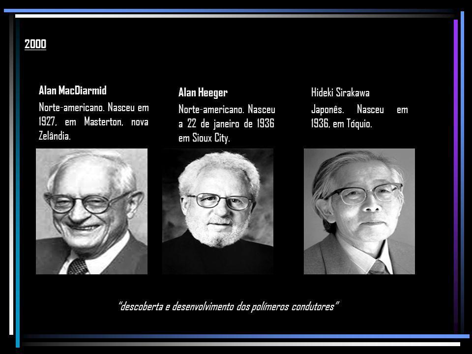 descoberta e desenvolvimento dos polímeros condutores