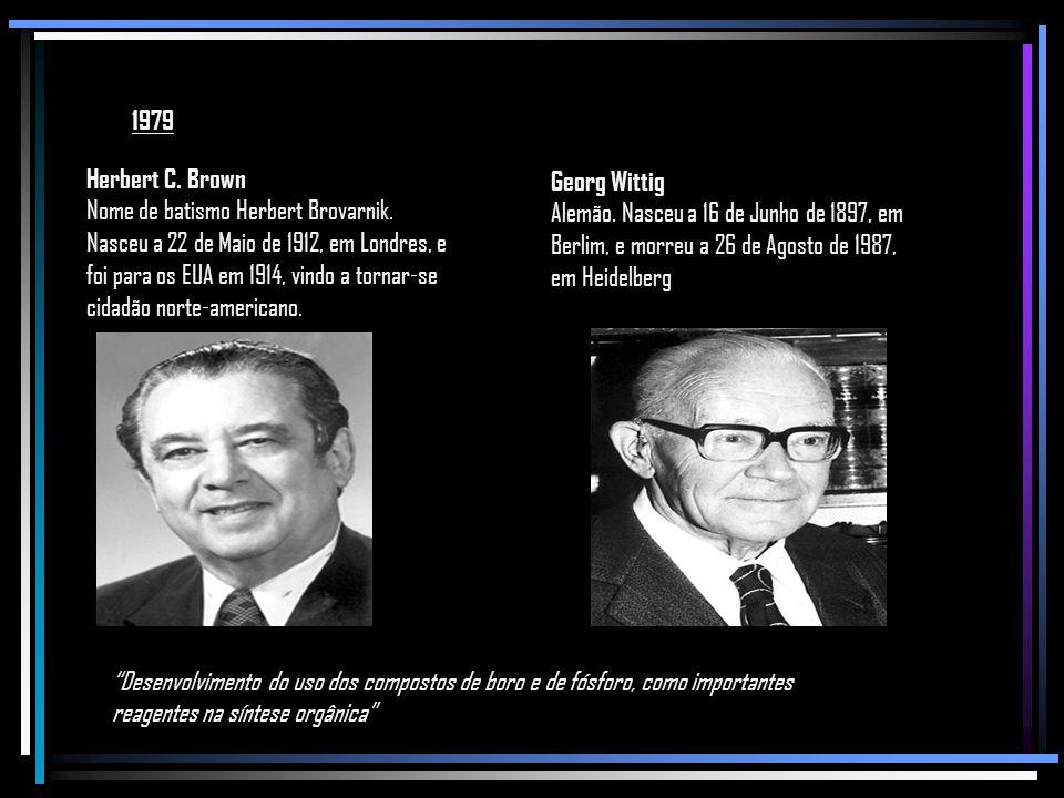 1979 Herbert C. Brown.