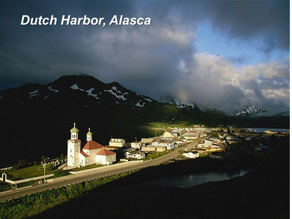 Dutch Harbor, Alasca