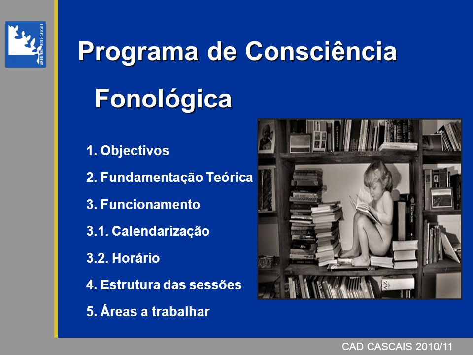 Programa de Consciência Fonológica