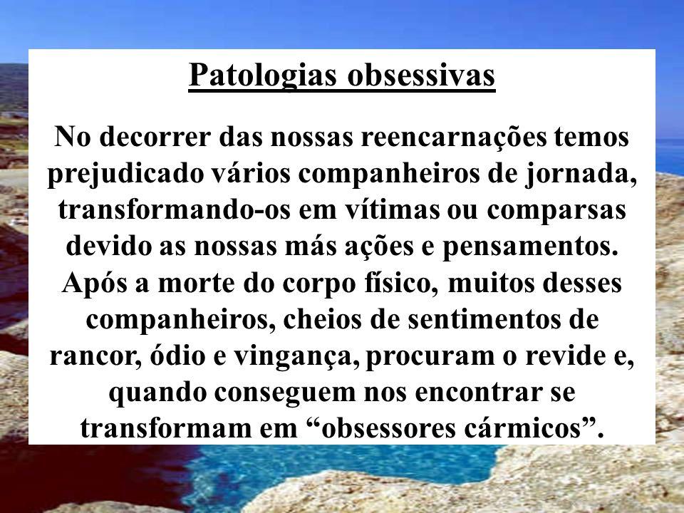 Patologias obsessivas