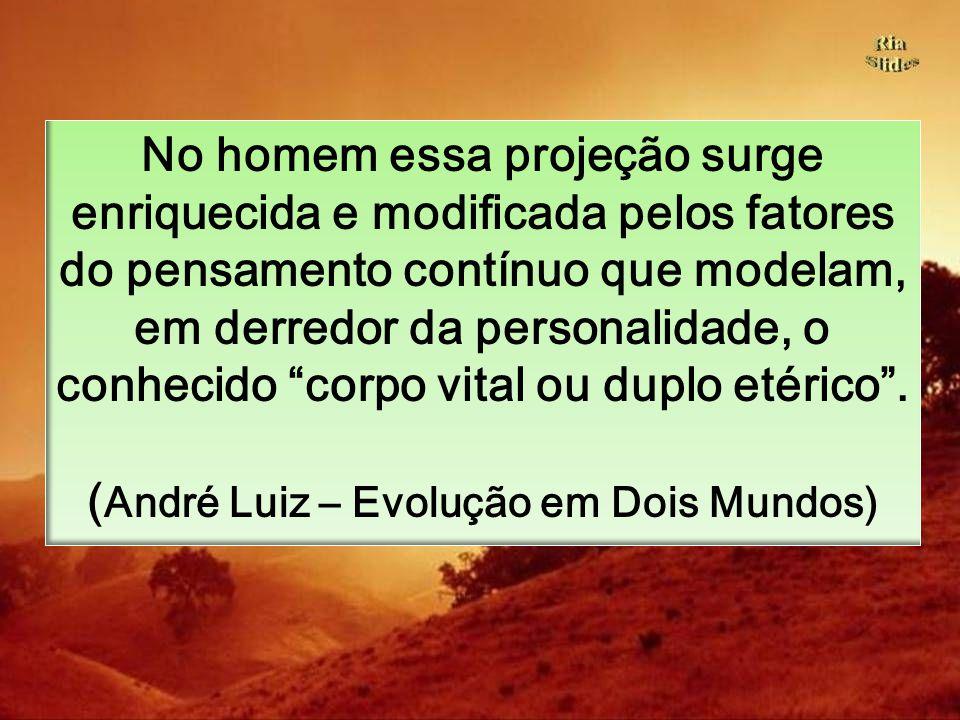 (André Luiz – Evolução em Dois Mundos)