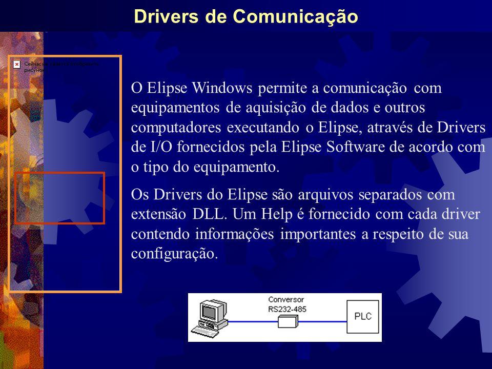 Drivers de Comunicação
