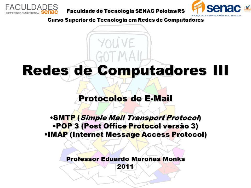 Redes de Computadores III