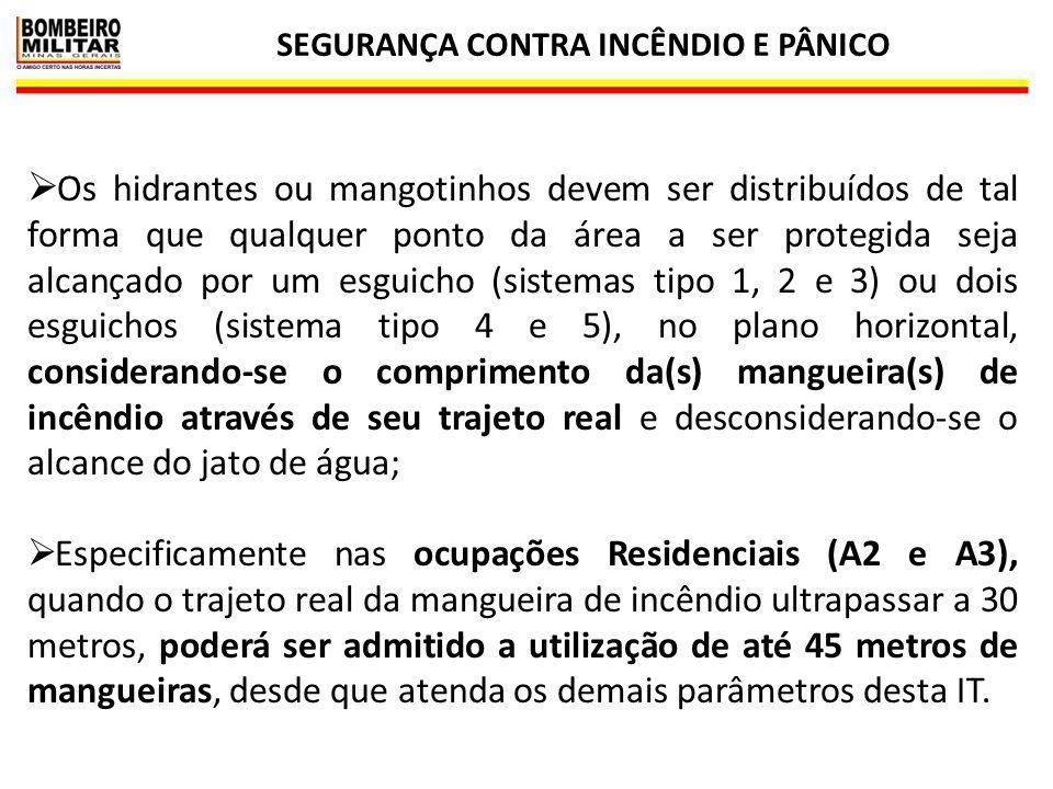 SEGURANÇA CONTRA INCÊNDIO E PÂNICO