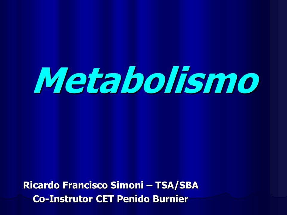Ricardo Francisco Simoni – TSA/SBA Co-Instrutor CET Penido Burnier