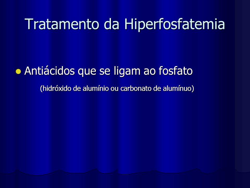 Tratamento da Hiperfosfatemia