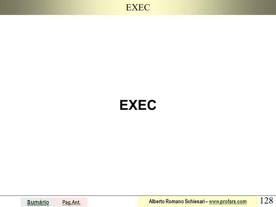 EXEC EXEC