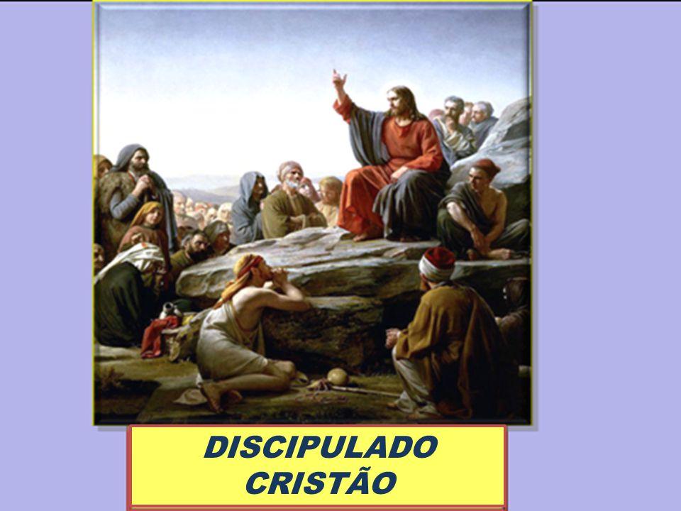DISCIPULADO CRISTÃO