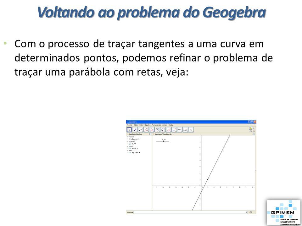 Voltando ao problema do Geogebra