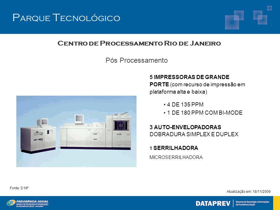 Centro de Processamento Rio de Janeiro