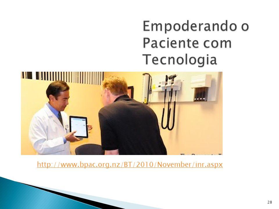 Empoderando o Paciente com Tecnologia