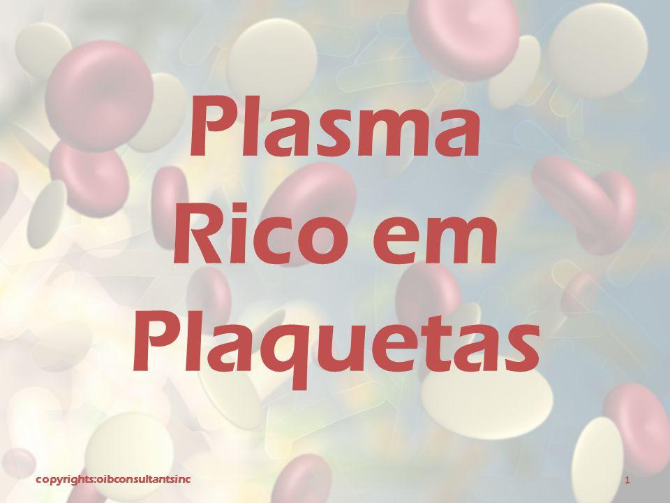 Plasma Rico em Plaquetas