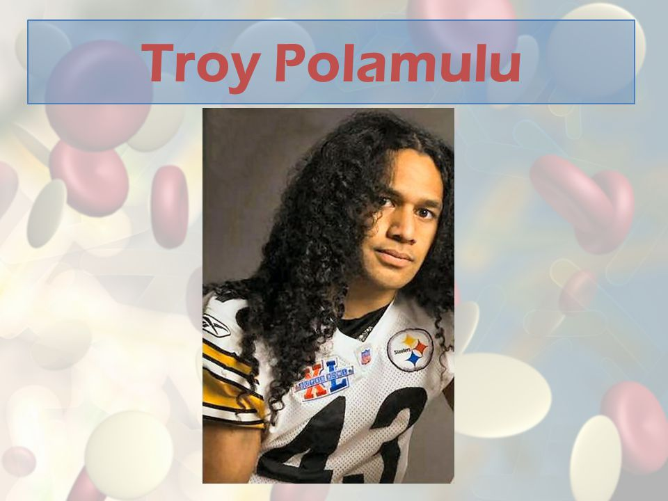 Troy Polamulu