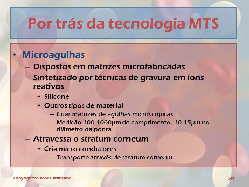Por trás da tecnologia MTS