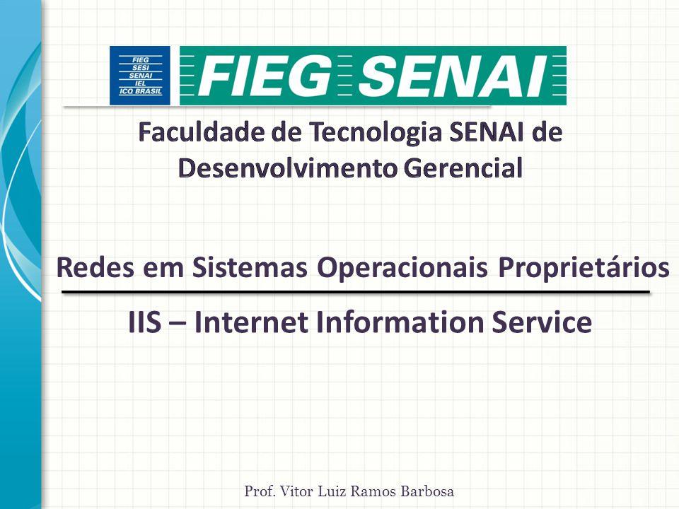 Faculdade de Tecnologia SENAI de Desenvolvimento Gerencial