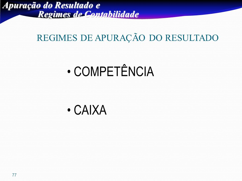 CONTABILIDADE E CUSTOS UNIDA - ESAMC