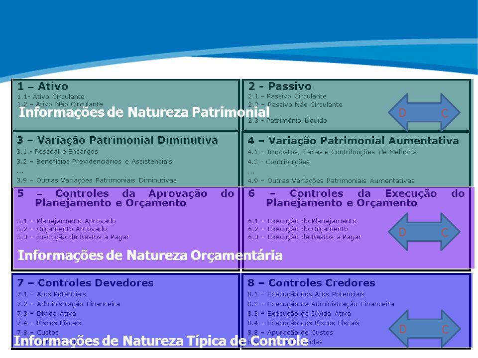 Informações de Natureza Patrimonial