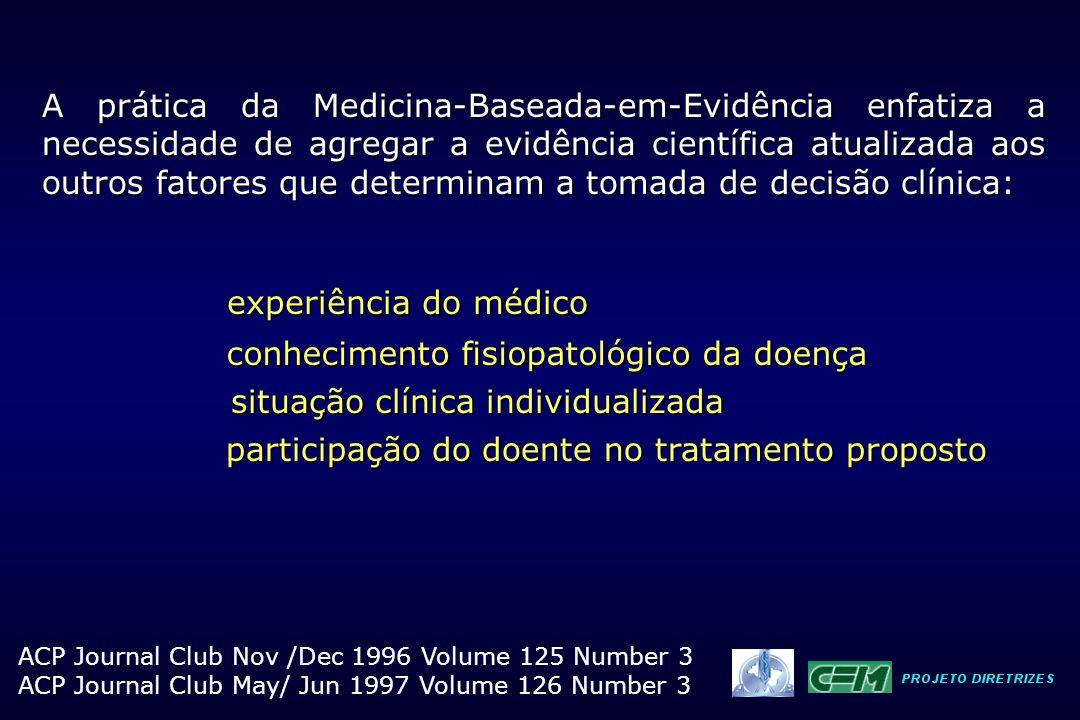 conhecimento fisiopatológico da doença
