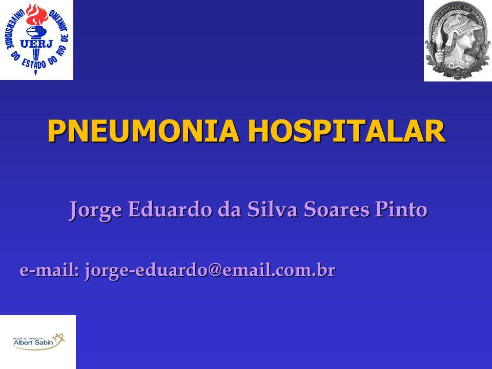Jorge Eduardo da Silva Soares Pinto e-mail: jorge-eduardo@email.com.br