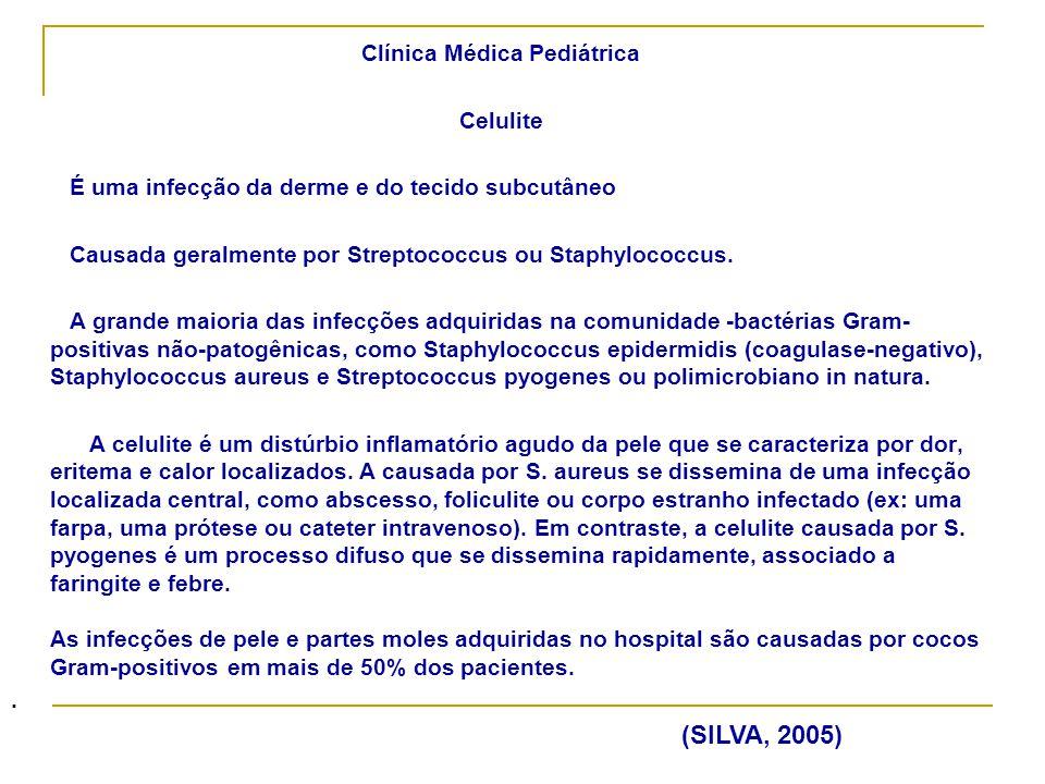 Clínica Médica Pediátrica