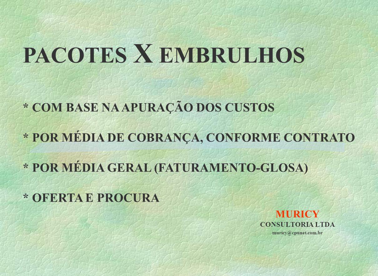 MURICY CONSULTORIA LTDA muricy@cpunet.com.br