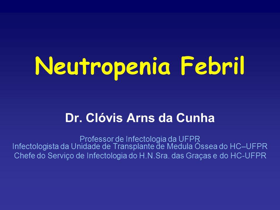 Chefe do Serviço de Infectologia do H.N.Sra. das Graças e do HC-UFPR