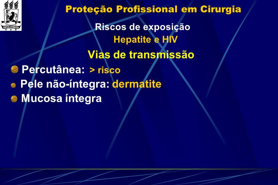 Proteção Profissional em Cirurgia