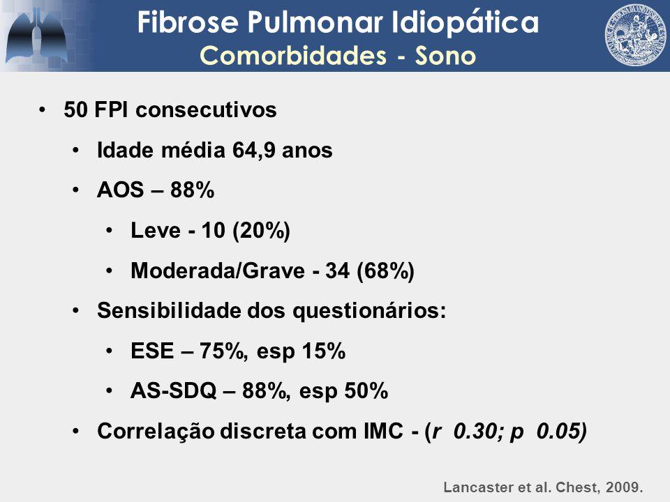 Fibrose Pulmonar Idiopática