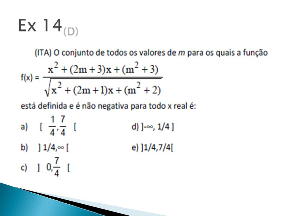 Ex 14(D)